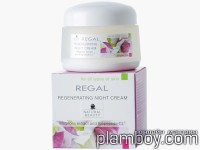 Възстановяващ нощен крем за лице за всеки тип кожа с магнолия - Rosa Impex