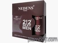 Мъжки подаръчен комплект 2!2 men като 212 sexy men - Lm cosmetics