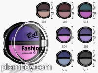 Сенки за очи Fashion & Mat Eyeshadows - Bell*